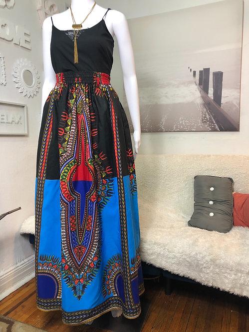 Maxi long skirt
