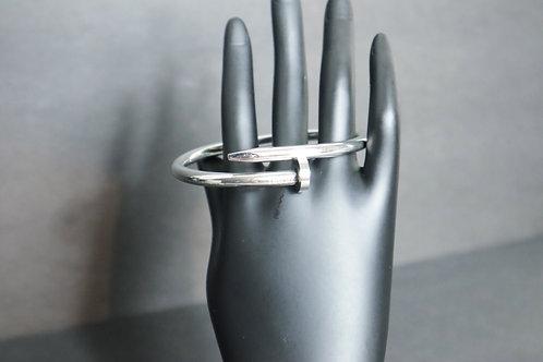 stainless steel nail bracelet