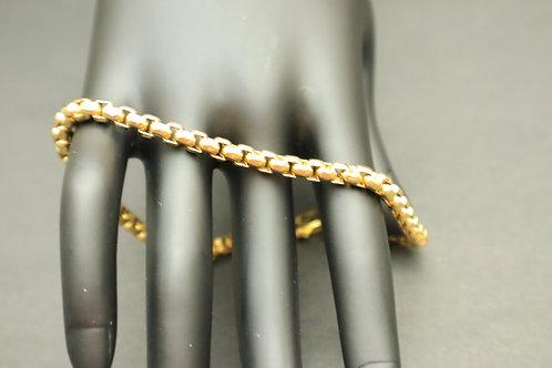 Men  stainless steel bracelets