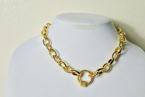 gold-filled necklace