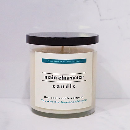 Main Character Candle