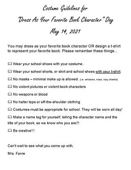 KN 4.26.21 Costume Day  Guidelines -page