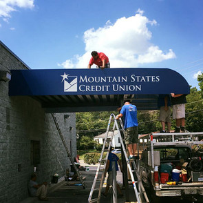 Mountain States Credit Union Relocation