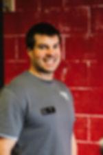 CrossFit Coach Brett DeBruin
