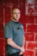 CrossFit Coach Nate Morrow