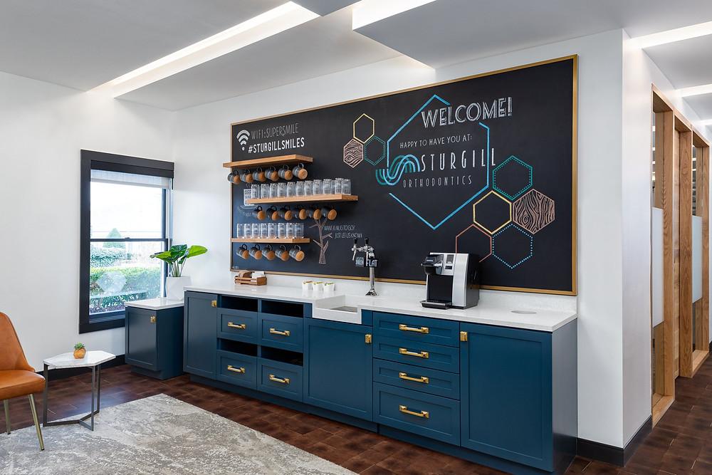 Sturgill Orthodontics - Coffee Bar