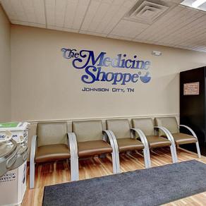 Medicine Shoppe Remodel