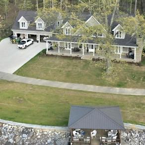 Custom Home - Boone Lake