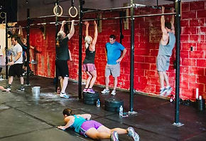 CrossFit 101 - The Language & The Movements