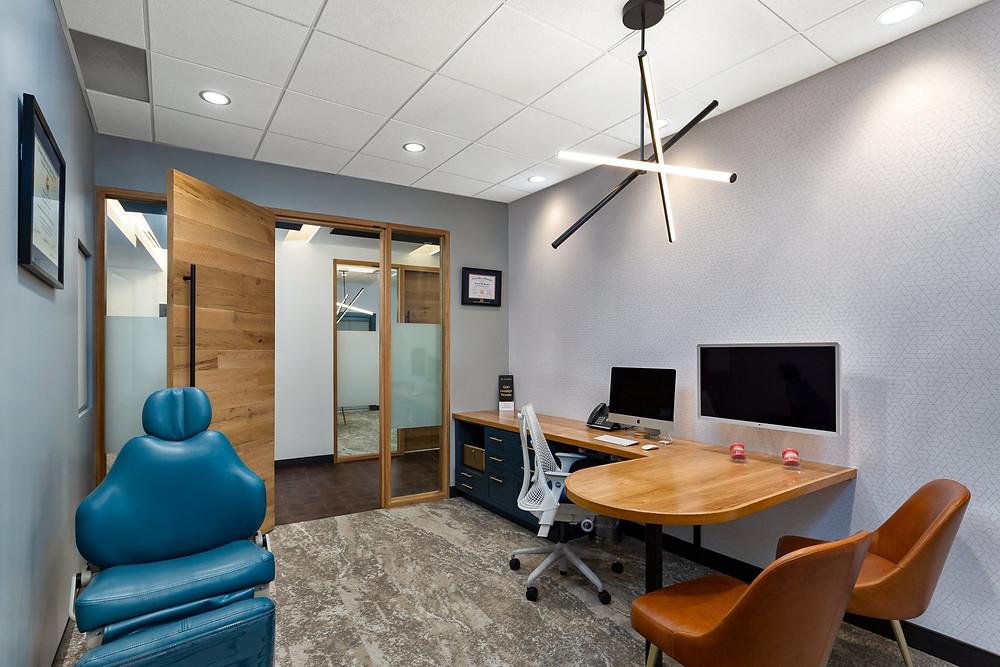 Sturgill Orthodontics - Consultation Room