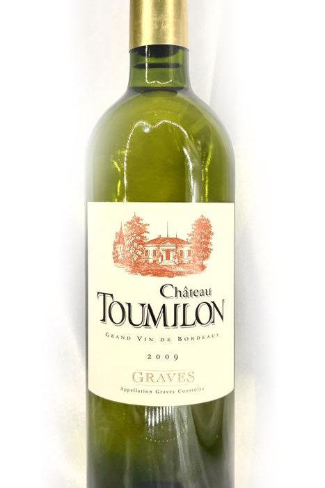 Chateau Toumilon Graves 2009 700ml