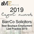 Jan19389 - Legal Awards 2019 Square Winn