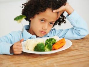 Yemek Yeme Sorun Oluyorsa