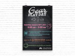 Gear Play Dar