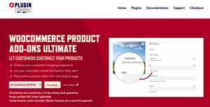 WooCommerce Product Add-Ons Ultimate