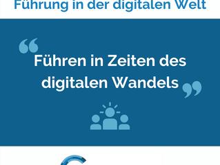 Workshop - Führung in der digitalen Welt
