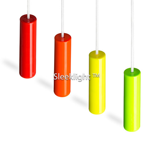 Ceiling Switch Pull Cord String,with Ergonomic Handle.Bright and Fun.