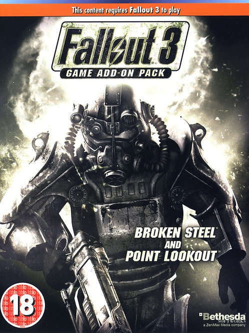 Fallout 3: Broken Steel and Point Lookout Add-On