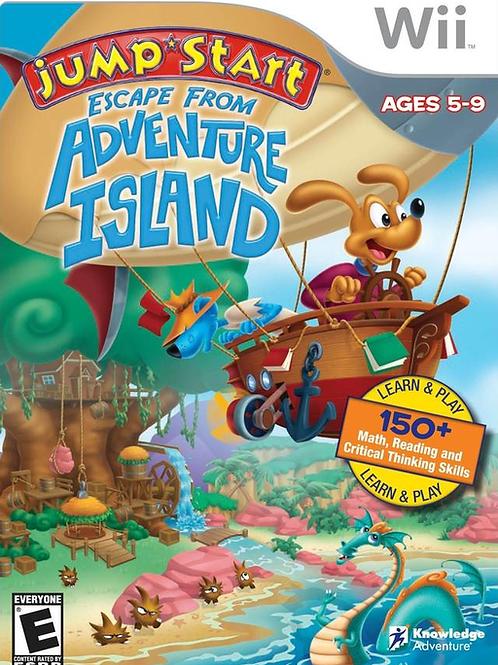 Jump Start: Escape from Adventure Island