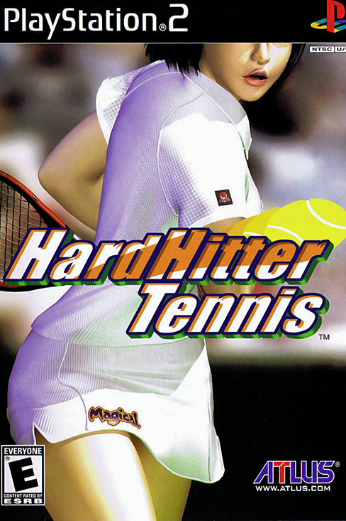 Hard Hitter Tennis