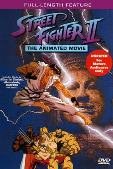 Street Fighter II - The Animated Movie