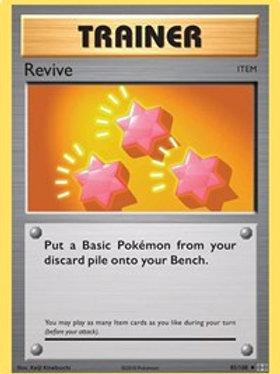 Trainer - Revive #85