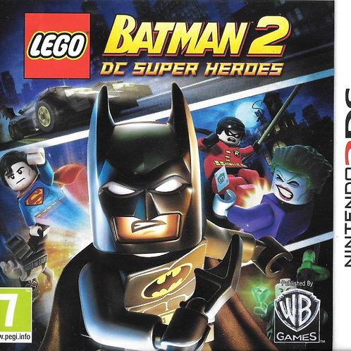 Batman 2: DC Super Heroes