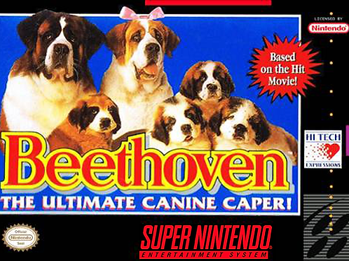 Beethoven - The Ultimate Canine Caper!