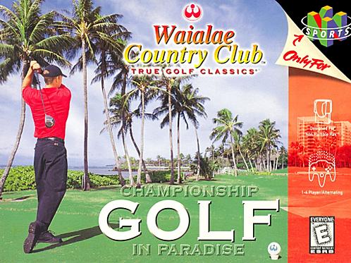 Waialae Country Club - True Golf Classics