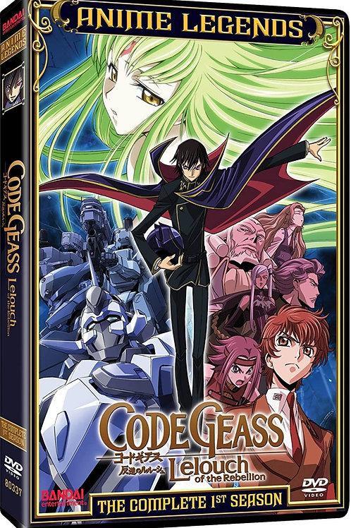 Code Geass Lelouch of the Rebellion - Season One