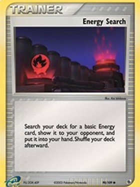 Trainer - Energy Search #90