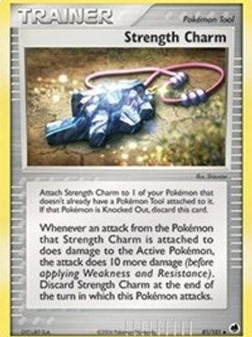Trainer - Strength Charm #81