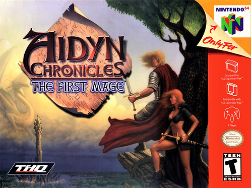 Aidyn Chronicles - The First Mage
