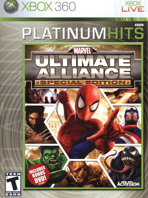 Marvel Ultimate Alliance: Special Edition - Platinum Hits
