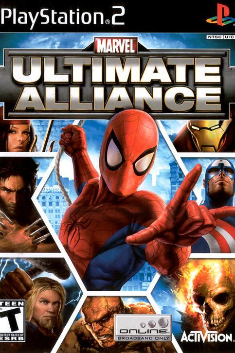 Marvel - Ultimate Alliance