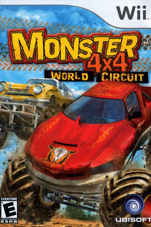 Monster 4x4 - World Circuit