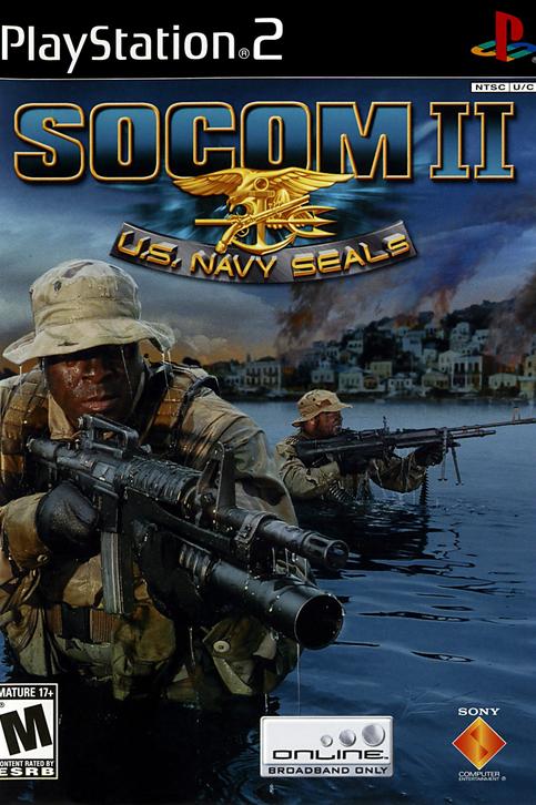 SOCOM II - U.S. Navy SEALs