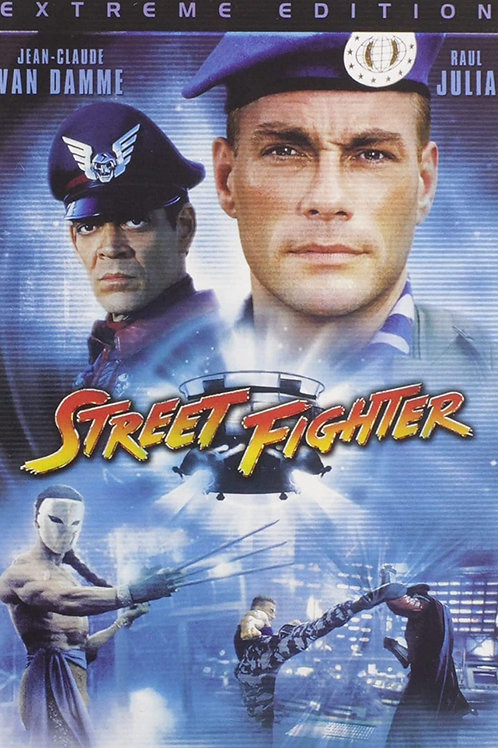 Street Fighter - Extreme Edition