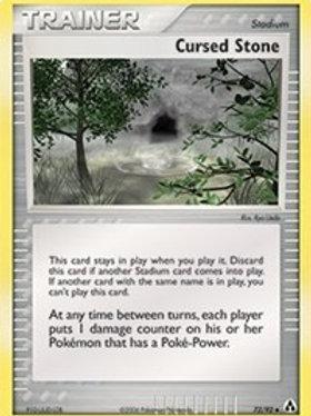 Trainer - Cursed Stone #72