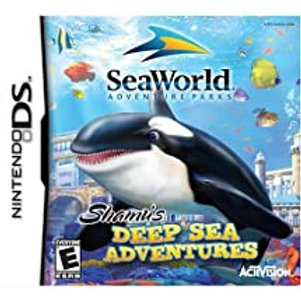 Sea World: Shamu's Deep Sea Adventure