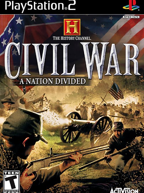 History Channel, The - Civil War - A Nation Divided