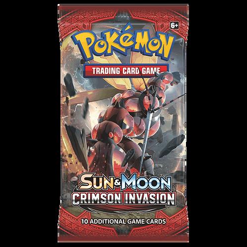Sun & Moon - Crimson Invasion Pack