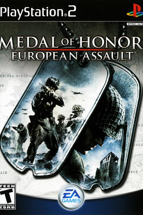 Medal of Honor - European Assault