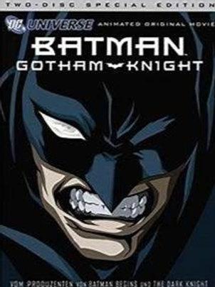 Batman Gotham Knight - Two-Disc Special Edition