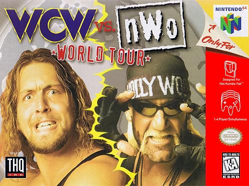 WCW vs. nWo - World Tour