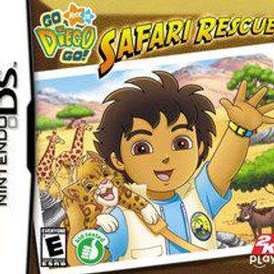 Go Diego Go! Safari Rescue