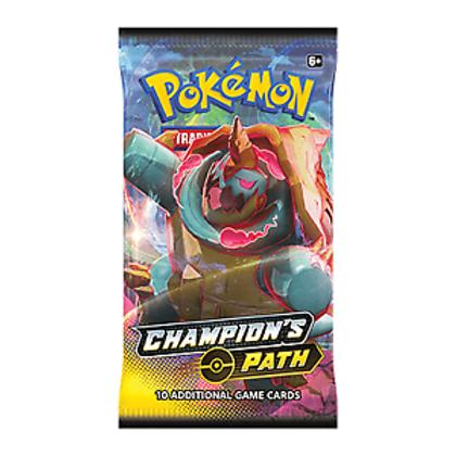 Champion's Path Pack