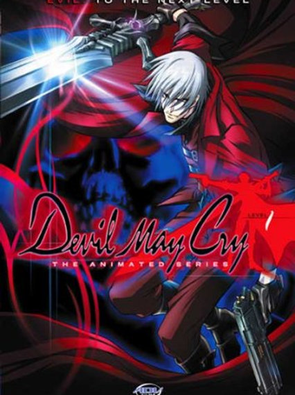 Devil May Cry - The Animated Series: Vol. 1