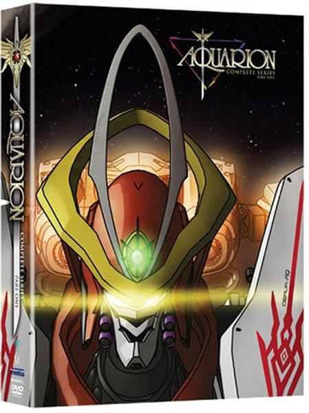 Aquarion - Season One Pt. 1