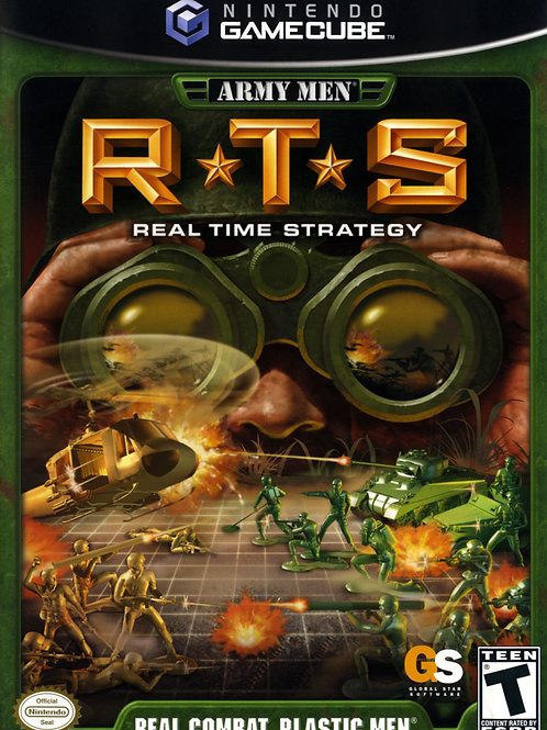 Army Men R.T.S. - Real Time Strategy